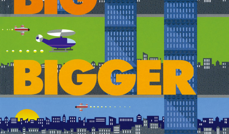 """Harriet Ziefert """"The Big Bigger Biggest Book"""""""