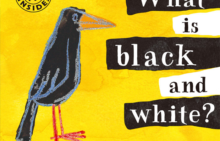 """Petr Horacek """"What is Black and White?"""""""