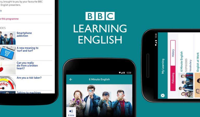 """영국 영어 학습 사이트 """"BBC Learning English"""""""
