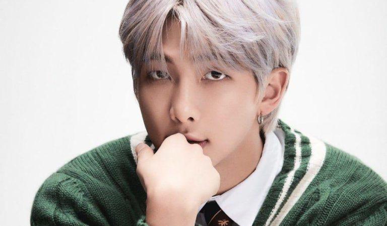 """방탄소년단(BTS) """"RM의 영어 공부법"""""""