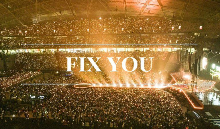 """콜드플레이(Coldplay) """"Fix You"""""""